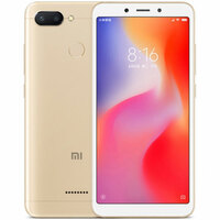 Xiaomi Redmi 6 4GB/64GB Gold/Золотой Global Version